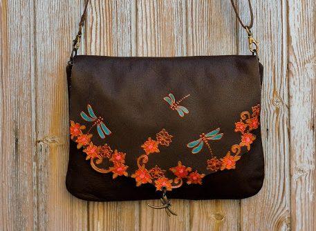 brown bag dragonflies
