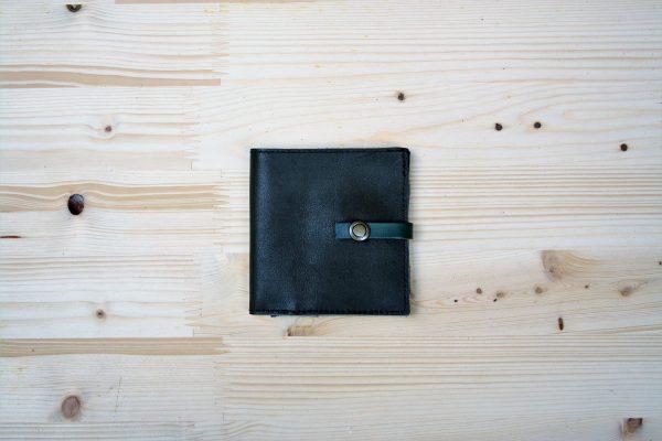 wallet black rossymina