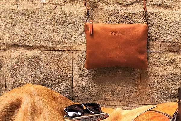 tan color leather crossbody bag rossymin