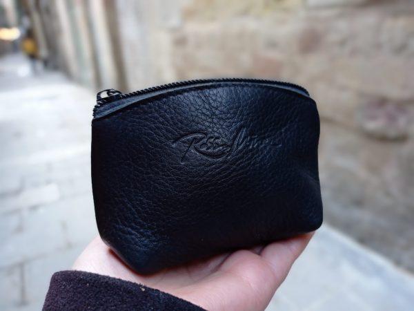 black change purse