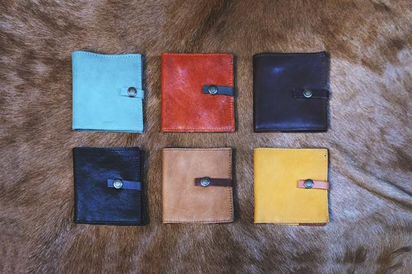 leather wallets rossymina